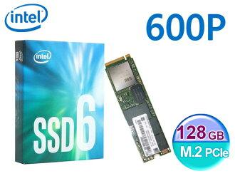 INTEL 600P 128G 128GB M.2 PCIe 2280 SSD 固態硬碟 五年保