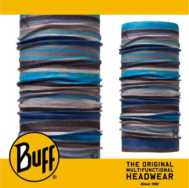 BUFF 西班牙魔術頭巾 COOLMAX涼感抗UV系列 [尼羅河藍] BF100087