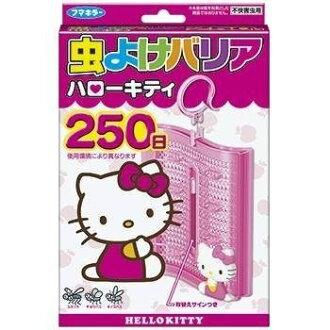 日本 Hello Kitty 驅蚊掛飾 手推車帳棚皆可用250日435986海渡