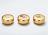 日本 金澤 金箔屋 金箔 菓子盒 櫻花 蹴鞠 杜若 日本直送 職人手工貼製  漆器 放點心最棒的選擇 6