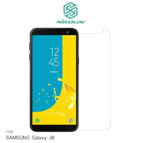 【東洋商行】SamsungGalaxyJ6NILLKIN超清防指紋保護貼(含鏡頭貼)螢幕保護貼保護貼