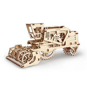 Ugears 自我推進模型 (Combine 聯合收割機) 0