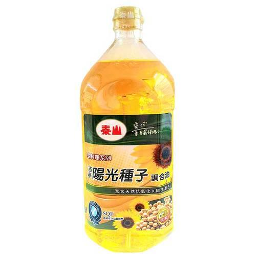 泰山 吉多陽光種子調合油 2L