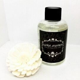 蘿瑪樂活:【蘿瑪香氛LOMAAROMA】原裝進口室內香氛擴香精油補充瓶-120ml(輕柔之戀)