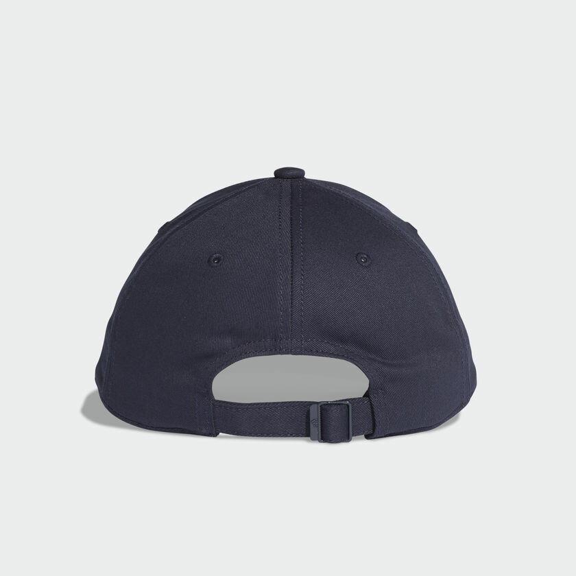 [ALPHA] ADIDAS  SIX PANEL CLASSIC 3-STRIPES CAP DU0198 老帽 電繡 三條線 深藍