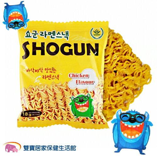 韓國SHOGUN 怪獸麵 起司口味 酥脆點心麵 怪獸點心麵 點心脆麵 怪獸麵(18g/包)