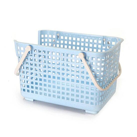 ♚MY COLOR♚ 手提髒衣籃收納架(大) 洗衣籃 髒衣服 收納筐 髒衣簍桶 髒衣桶 髒衣收納籃【Z97】