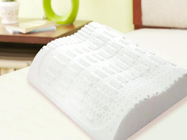 [SN]馬來西亞『紓壓護背』100%天然乳膠枕60*40*11/10cm☆可拆式布套*人體工學/抗菌(限單件超取)