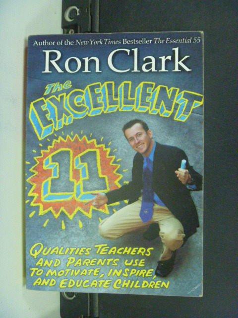 【書寶二手書T3/親子_JEV】The Excellent 11_Clark, Ron