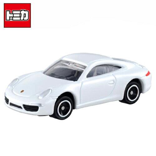 【日本正版】TOMICA 多美小汽車 保時捷 911 Carrera 跑車 NO.117 PORSCHE - 439271