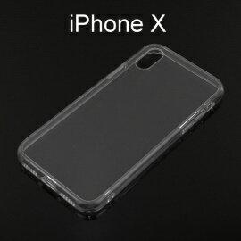 【ACEICE】透明玻璃保護殼iPhoneX(5.8吋)