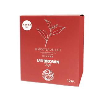 伯朗三合一-英式紅茶歐雷(18公克x12包盒)