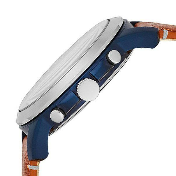 Fossil 羅馬時標沉穩風格計時腕錶 FS5151 【Watch-UN】