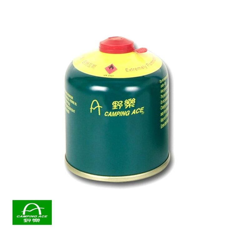CAMPING ACE野樂 高山寒地瓦斯罐450g ARC-9123/城市綠洲(瓦斯罐、登山、露營、戶外)