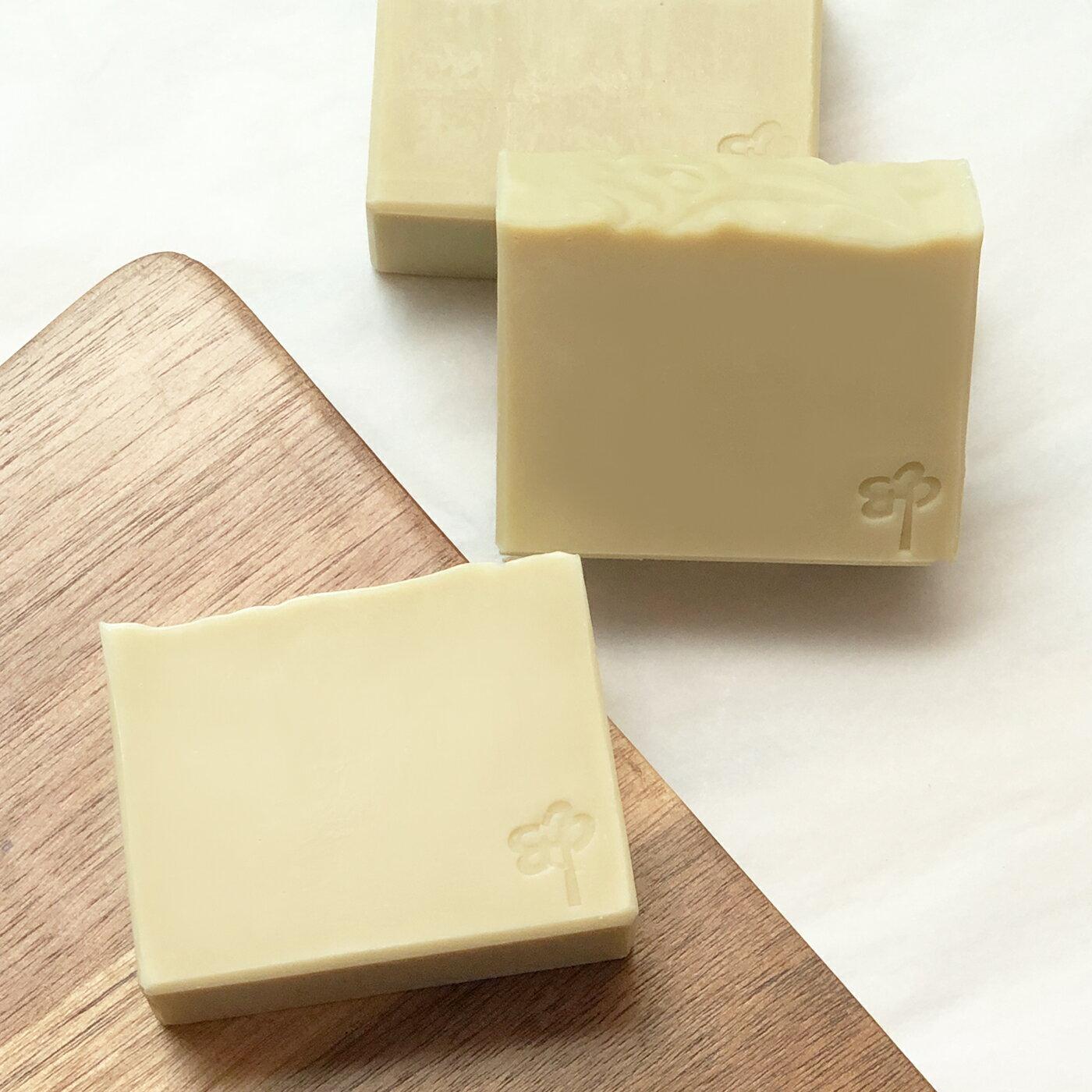 皂匠子_沐木馬賽皂丨乾性及敏弱肌膚丨漫步在森林~寧靜療癒丨手工皂100g