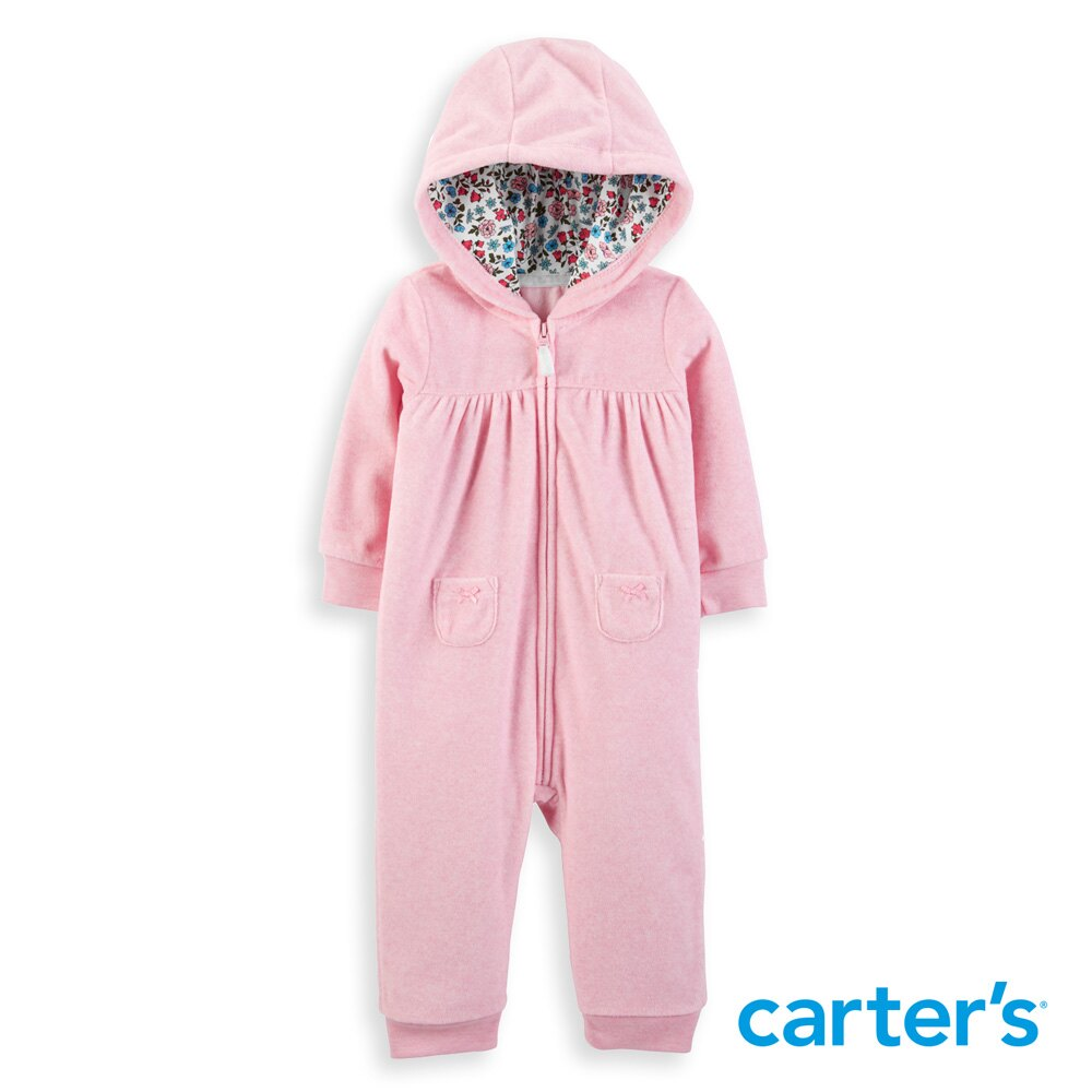 Carter's 浪漫粉色系連身裝 - 限時優惠好康折扣