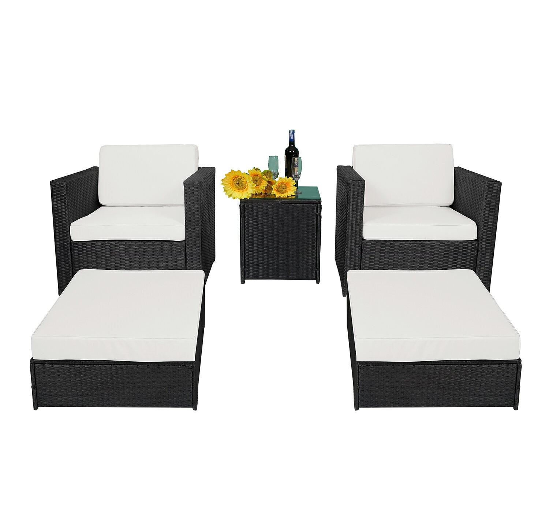 Mcombo Mcombo Deluxe Outdoor Garden Patio Rattan Wicker Furniture