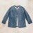 【CANVAS】denim jacket 0