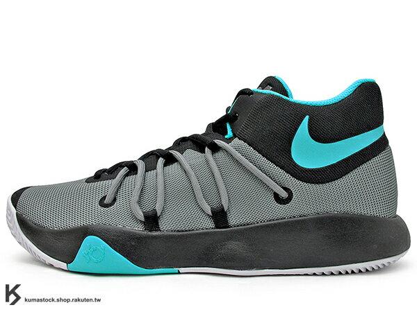 2017 Kevin Durant 最新代言 平價戶外專用 子系列鞋款 NIKE KD TREY 5 V EP 高筒 黑銀灰藍 HYPERFUSE 科技鞋面 前 ZOOM AIR 氣墊 XDR 耐磨橡..