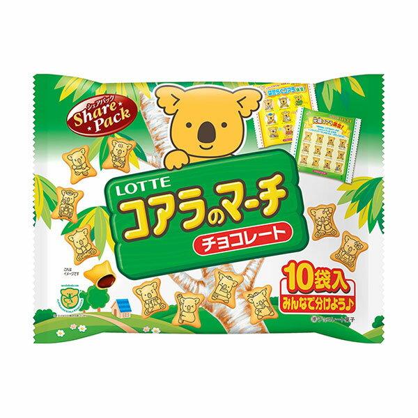 【豆嫂】日本零食 LOTTE巧克力千層派 / 小熊餅乾分享包 1