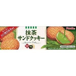 Furuta古田抹茶夾心餅乾(87g)