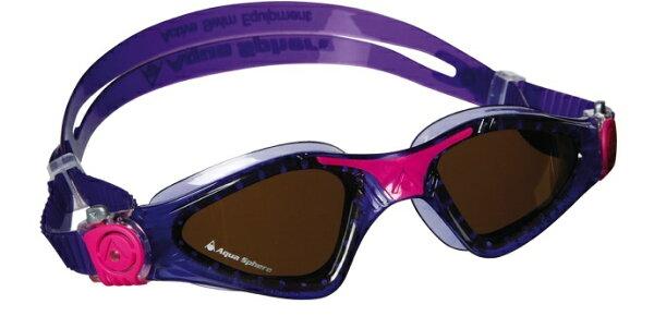 騎跑泳者FINISHER:騎跑泳勇者-AquaSphere卡宴KAYENNE泳鏡(女士版).義大利製.型號:172750
