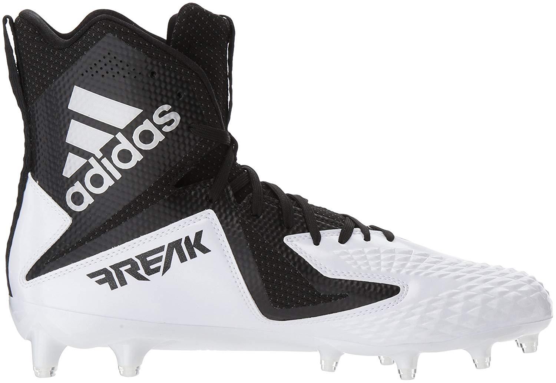 33e18e5c5 PairMySole  Adidas Mens Freak x Carbon Hight Top Lace Up Baseball ...