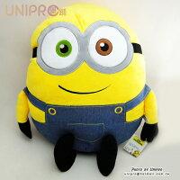 【UNIPRO】小小兵 Minions 蘿蔔 BOB 16吋 絨毛玩偶 娃娃 正版授權 神偷奶爸