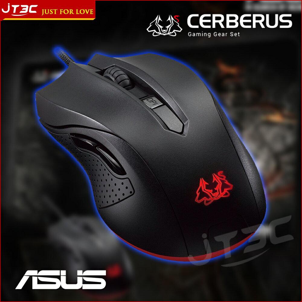 【滿3千10%回饋】ASUS 華碩 Cerberus 賽伯洛斯電競鍵盤 / 滑鼠 / 耳機