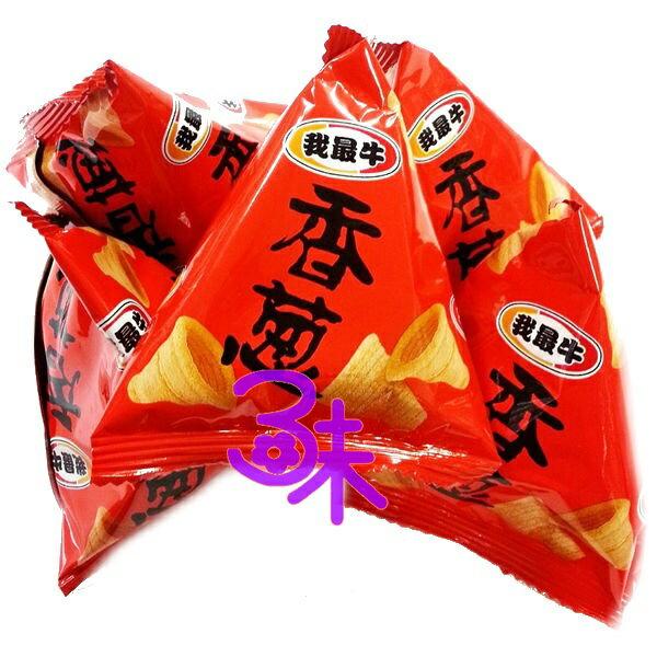 ^(馬來西亞^) 厚毅 我最牛牛角酥~香蔥 金牛角餅乾 1包 600公克^(約25小包^)