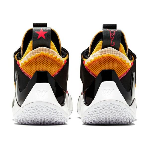 【NIKE】JORDAN WHY NOT ZER0.2 SE PF 籃球鞋 運動鞋 黑 黃 男鞋 -AV4126002 4