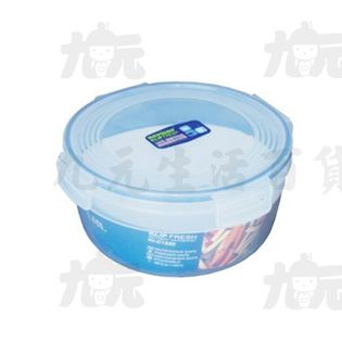 【九元生活百貨】聯府KI-C1550天廚圓型保鮮盒KIC1550
