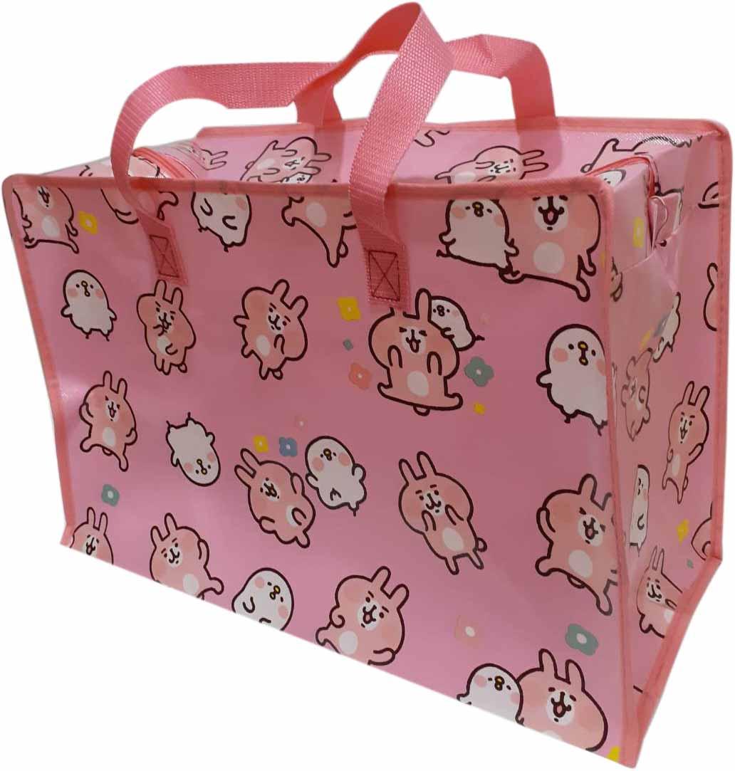 卡娜赫拉覆膜購物袋(中橫)