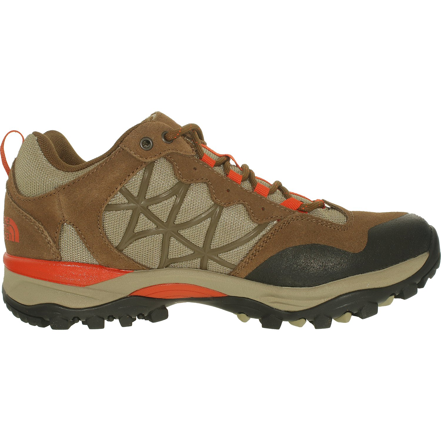 The North Face Women's Storm Low Top Fabric Hiking Shoe 1