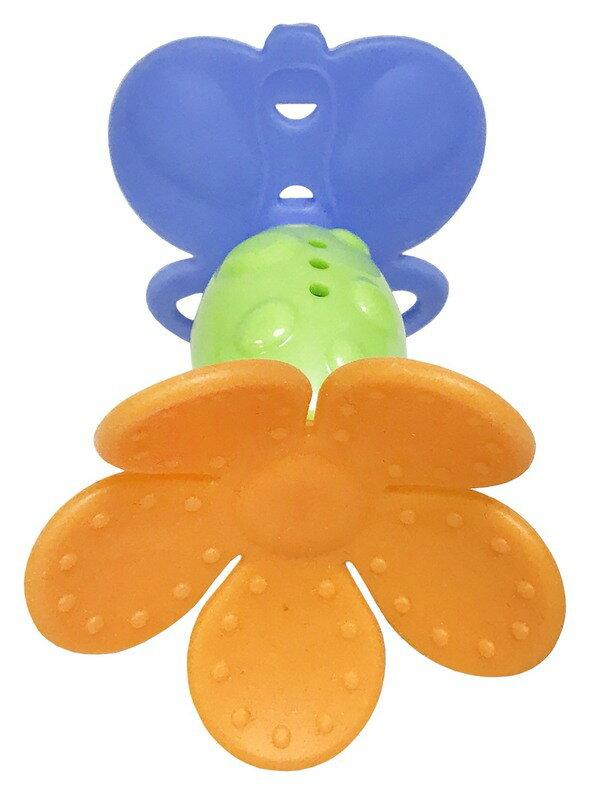 Lucky Baby固齒器玩具-小花蝴蝶 (顏色隨機出貨)  『121婦嬰用品館』 2