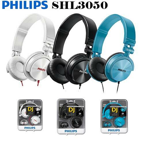 飛利浦 PHILIPS SHL3050 (贈收納袋) 可摺疊耳罩式耳機 ,公司貨保固一年
