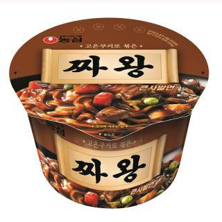 農心 炸醬王-炸醬風味拉麵(大碗麵) 105g