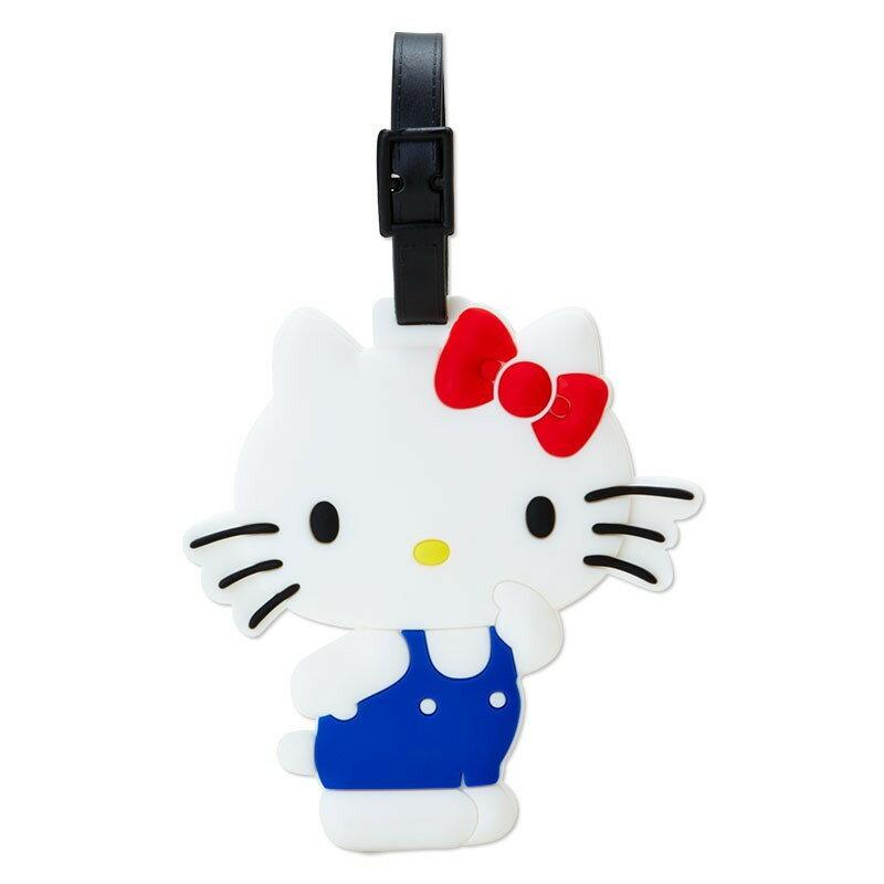 X射線【C150490】Hello Kitty 行李吊牌,行李吊牌/證件套/悠遊卡套/識別證吊牌/旅行箱捆綁帶