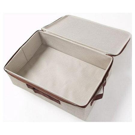 附蓋收納盒 橫式半格型 BROWNIE JAKO-112B3 NITORI宜得利家居 5