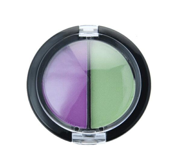 英國【MissNella】妮娜小姐兒童水性眼影-薰衣草田園(紫綠)兒童彩妝
