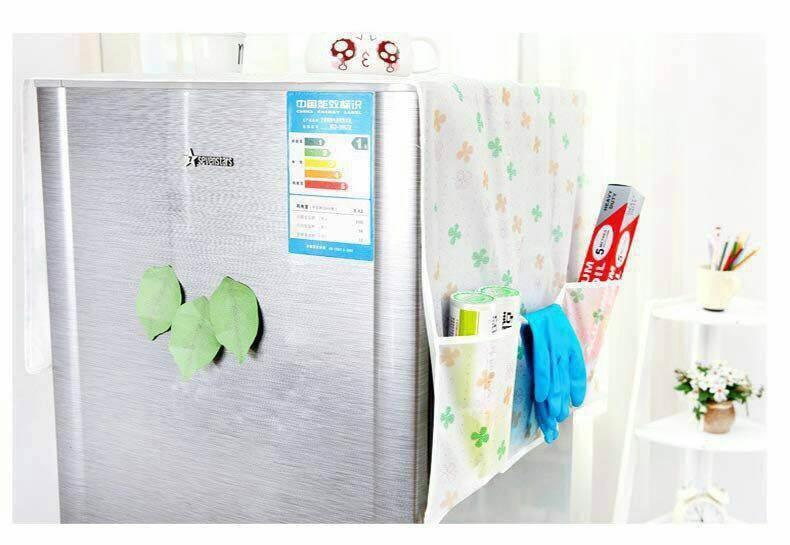 冰箱收納防塵套~4/28到貨享預購價