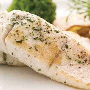 【築地藏鮮】厚切格陵蘭無肚洞鱈魚(大比目魚) 390克 / 片  (3入組 / 10入組 / 50入組) | 免運到府 冷凍真空包裝 | 生鮮團購專區 | 2