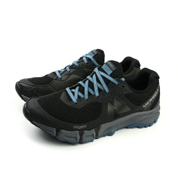HUMAN PEACE:MERRELLAGILITYCHARGEFLEXGTXGORE-TEX防水運動鞋跑鞋黑色男鞋ML09651no843