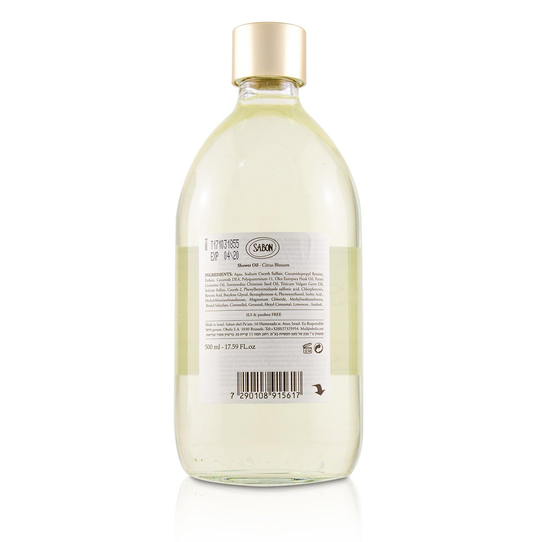 Sabon - 沐浴油 - 柑橘花
