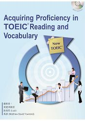 Acquiring Proficiency in TOEIC Reading and Vocabulary (with MP3) - 限時優惠好康折扣