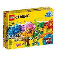 積木玩具推薦到樂高積木 LEGO《 LT10712 》2018年 Classic 經典基本顆粒系列 - 顆粒與齒輪就在東喬精品百貨商城推薦積木玩具