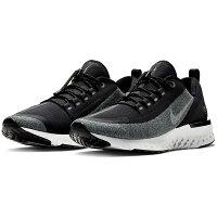 【NIKE】NIKE ODYSSEY REACT SHIELD 防潑水 反光元素 運動鞋 慢跑鞋 黑灰 男鞋 -AA1634002-動力城市-潮流男裝推薦