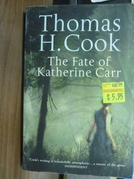 ~書寶 書T5/原文書_PLD~The Fate of Katherine Carr