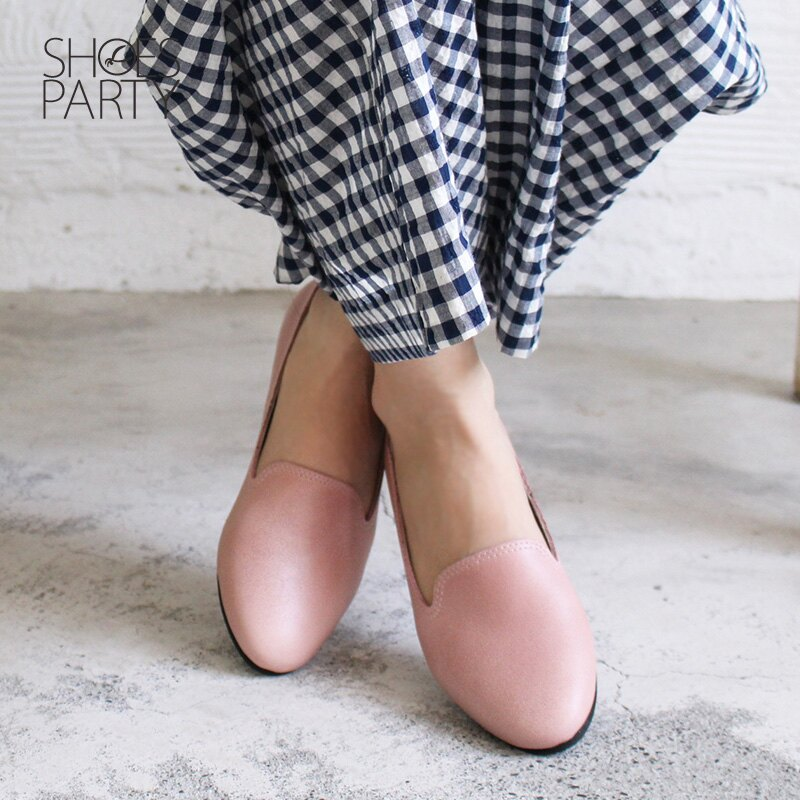【C2-18307L】素面牛皮歐貝拉_Shoes Party 3