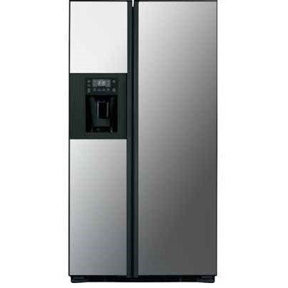 美國奇異冰箱GE Profile 白/黑鏡子對開冰箱 深度69公分PZS23KPDWV/PZS23KPDBV另售UA65MU7000